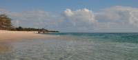 Serene waters along Mozambique's coastline | Bruce Taylor