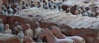 Terracotta Warriors and horses, Xi'an | Peter Walton