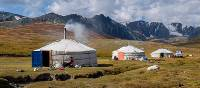 Remote ger camp in Western Mongolia | Allan Kirk