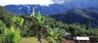 Stunning scenery trekking the Kokoda Track   Ken Harris