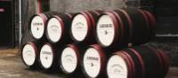 Whisky barrels on display | Scott Kirchner