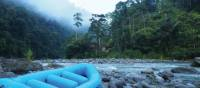 Costa Rica's Paquare River at dusk | Sophie Panton