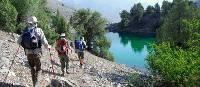 The turquoise Aluaddin lakes of the Fann Mountains | Chris Buykx