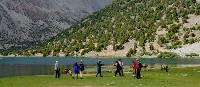 Trekking amongst the lakes of the Fann Mountains | Chris Buykx
