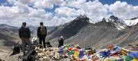 Admiring the view from the Zalung La pass in Ladakh | Brad Atwal