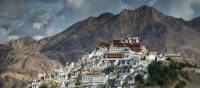 The spectacular Thiksay Monastery near Leh, Ladakh | Richard I'Anson
