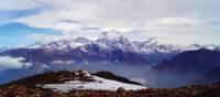The spectacular mountain scenery of the Annapurna mountain range | Ashley Hewson