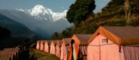 Enjoy the comfort of our permanent eco-camps in the Annapurna region | Stephen Cheung