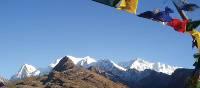 Remote trekking in Sikkim