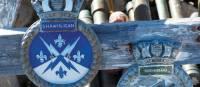 Memorial site for early Arctic explorers at Beechey Island | Rachel Imber