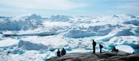 Appreciating Greenland's Jakobshavn Glacier | Rachel Imber
