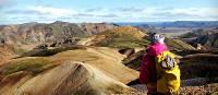 On the Laugavegur trek in amazing Iceland   Liss Myrays