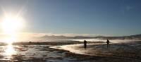 Magical sunrise at the thermal pools in the Atacama Desert   Joy Murray