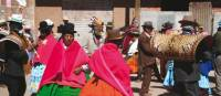 Local ladies in La Paz   Nigel Leadbitter