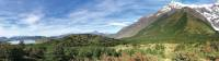 Panoramic views from Patagonia Eco Camp |  <i>Kyle Super</i>